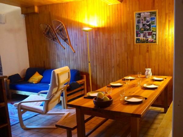 Séjour côté salle à manger