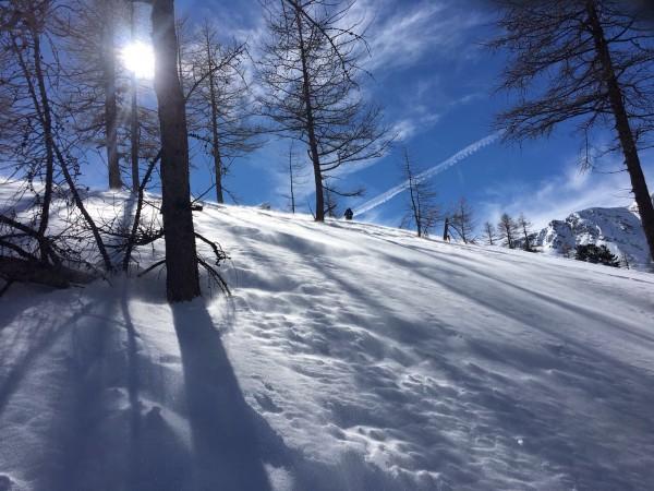 Vacances en hiver à st veran7