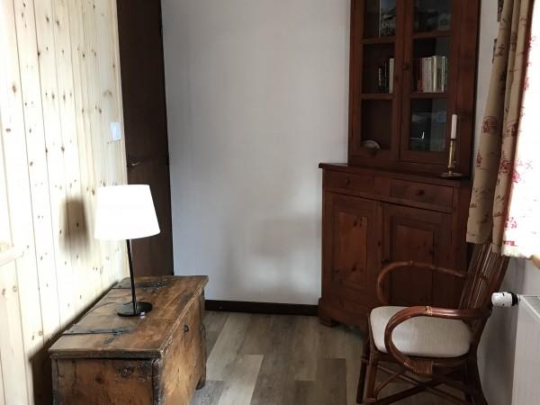 Chambre avec 2 lits gigognes
