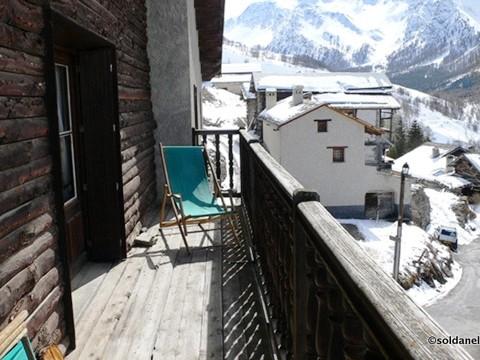 Balcon l'hiver