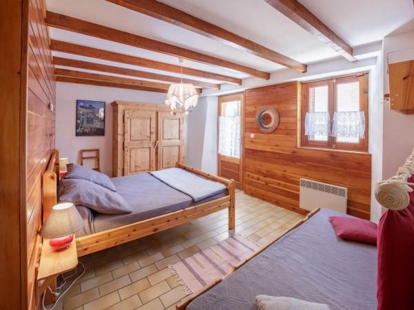 chambre 1 lit à 2 places