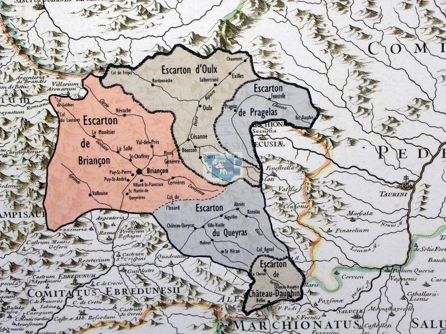 La république des Escartons
