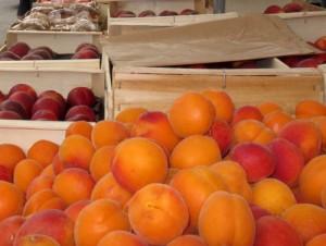 Le marché des producteurs de Saint-Véran