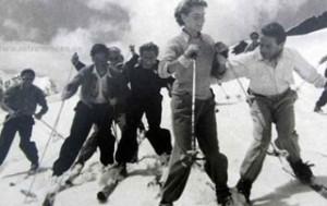 Vacances en Hiver (Louis Félix, 1954) - Documentaire romancé