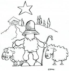 Vendredi 3 janvier : Soirée du berger