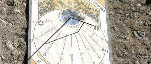 Lire un cadran solaire