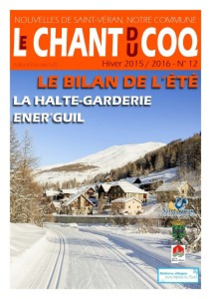 Le Chant du Coq, petit journal de la commune