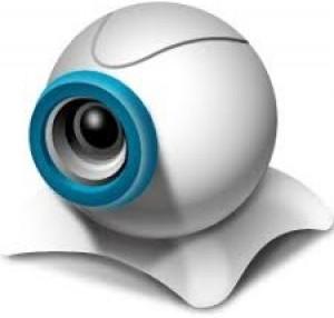 Une webcam en direct
