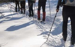 ski rando nordique