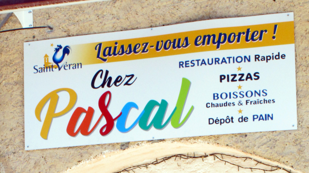 Chez Pascal Snack bar restauration rapide