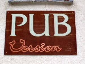 LE PUB, bar